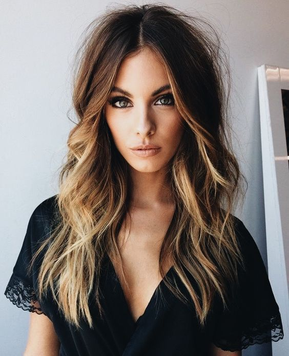 61 Hair Color Trends Should Try In 2019 Wlosy Fryzury