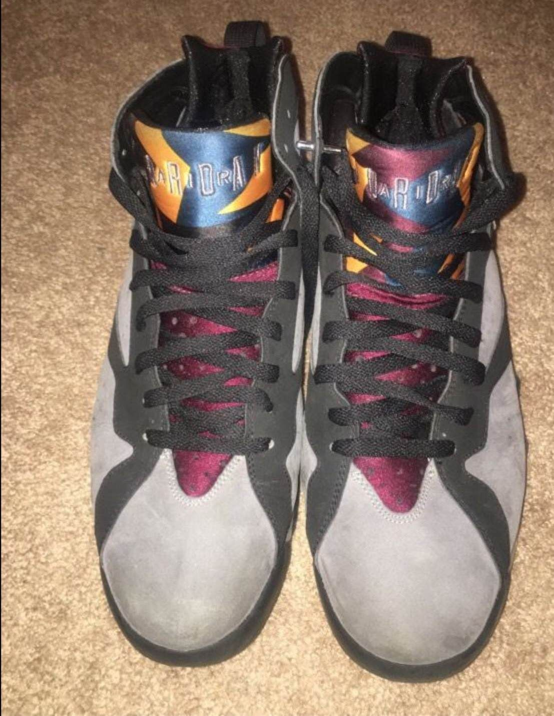 66a99be7078f ... where can i buy nike air jordan retro 7 bordeaux size 13 cement bred  concord 3