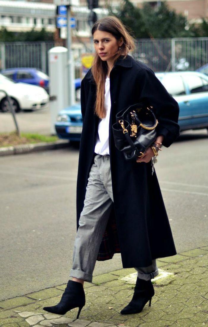 Abrigos largos street style