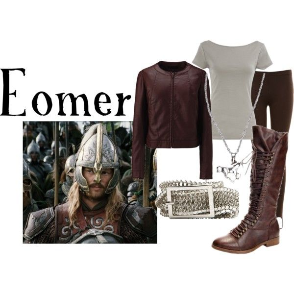 """Lord of the Rings/ The Hobbit- """"Eomer"""" by companionclothes on Polyvore"""