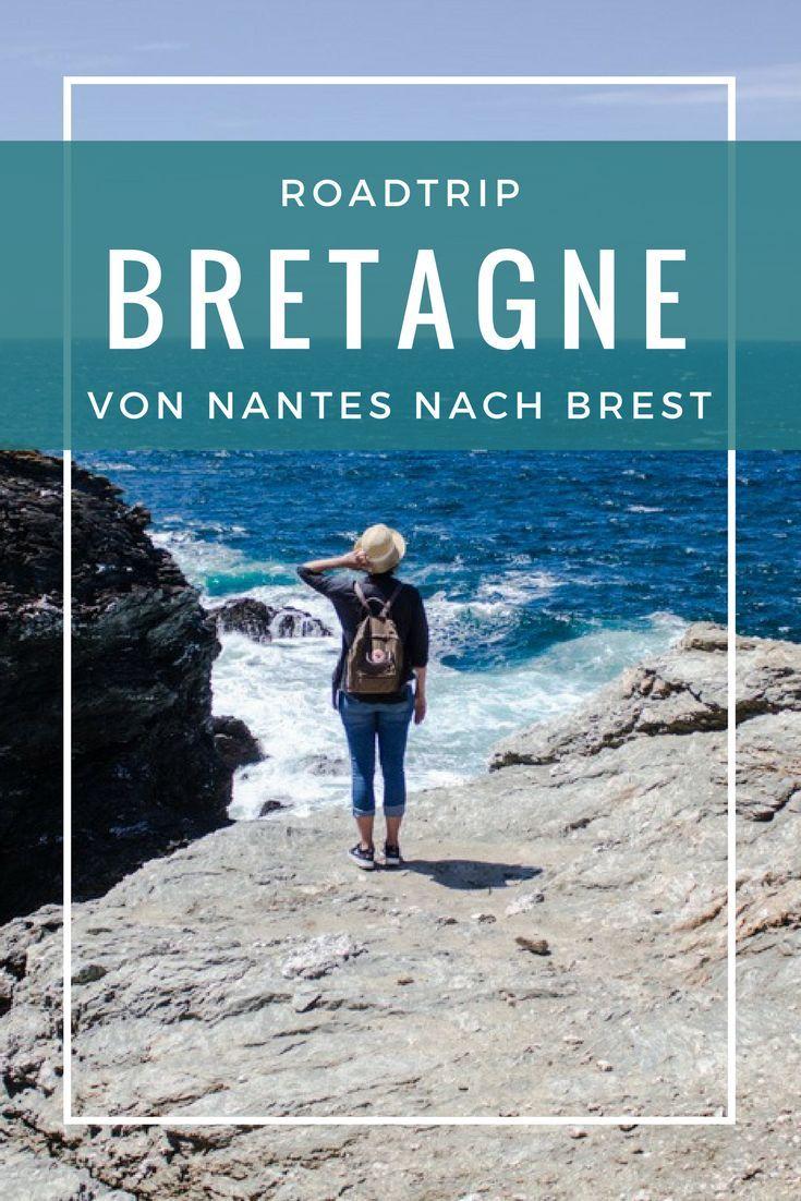 Bretagne Instagram: Unter dem Hashtag #SonneundWolkenFanderBretagne habe ich die schönsten Schnappschüsse meines Roadtrips Nantes nach Brest festgehalten.