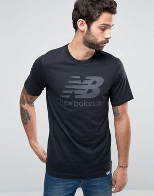New Balance Classic Logo T-Shirt In