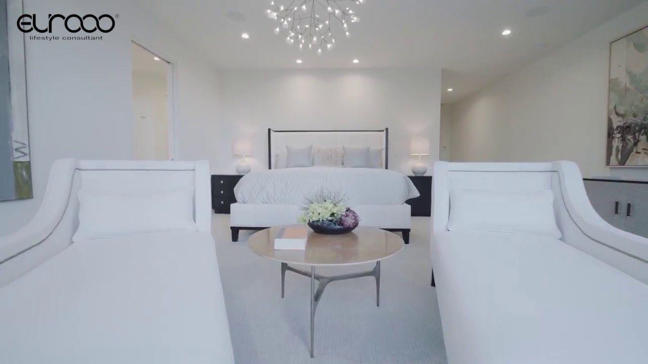 Eurooo Presents A Fantastic Villa In The Heart Of California  # Muebles Natuzzi Puerto Rico