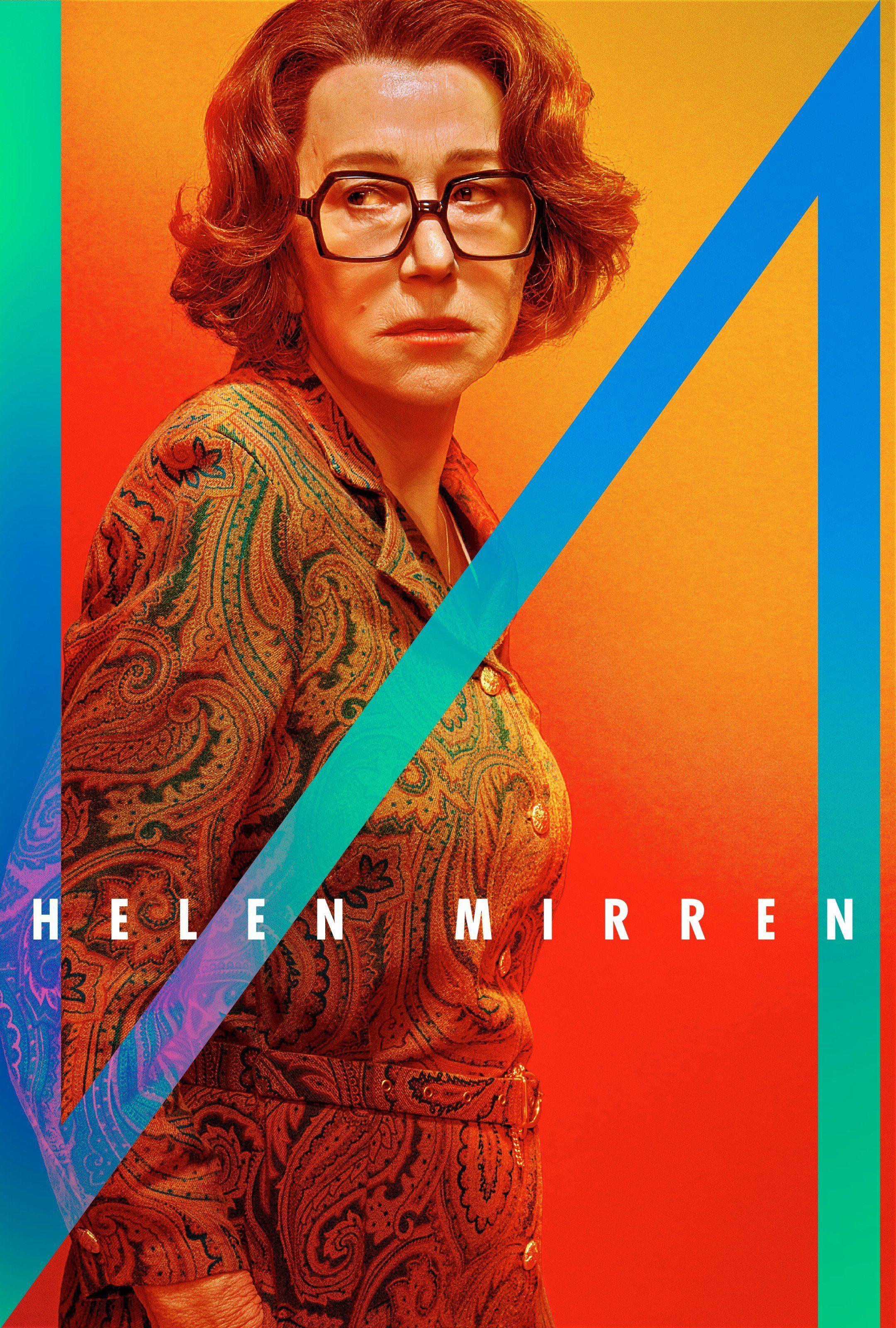 Anna O Perigo Tem Nome Novo Poster Helen Mirren Cartazes De Filmes Cillian Murphy
