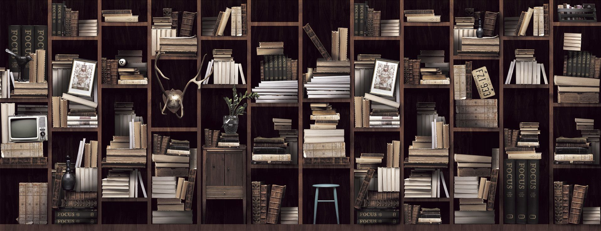 Wallpapers Bookshelf 1920x1200 26
