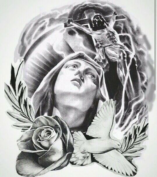 Pin De Djoko0723 Em Tattoo Com Imagens Tatuagens Cristas