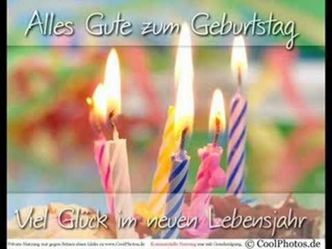 Eu Heu Heute Hast Du Geburtstag Und Wir Singen Ein Lied Fur Dich