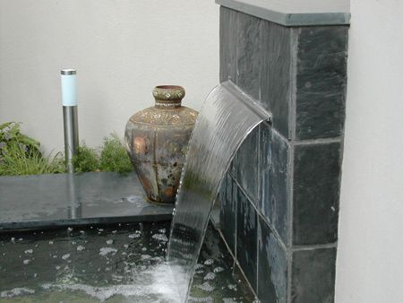 Letterbox Spout On Entrance Water Feature Water Features Pinterest Water Features And Backyard