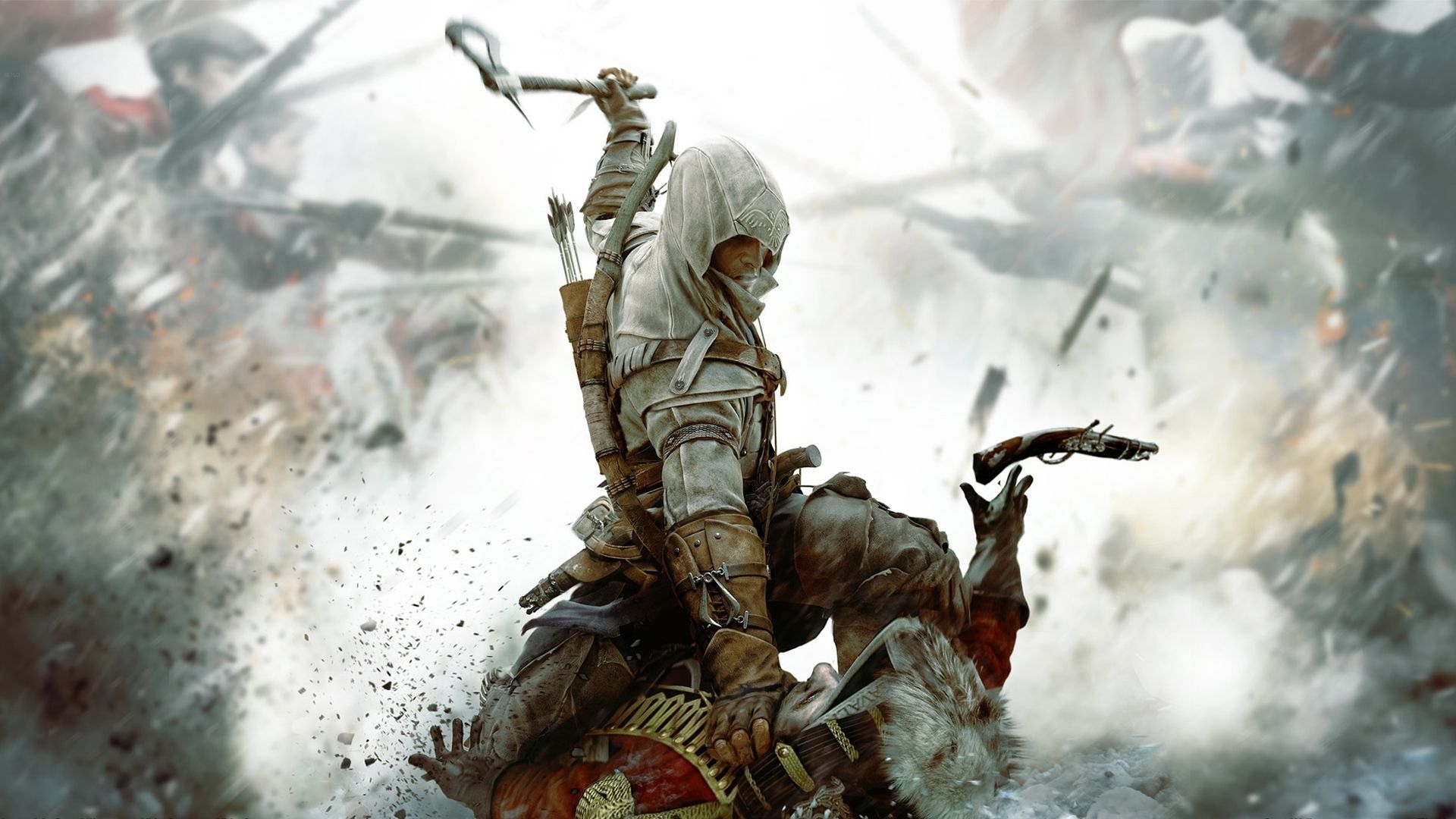 10 New Assassin S Creed Wallpaper 1366x768 Full Hd 1080p For Pc