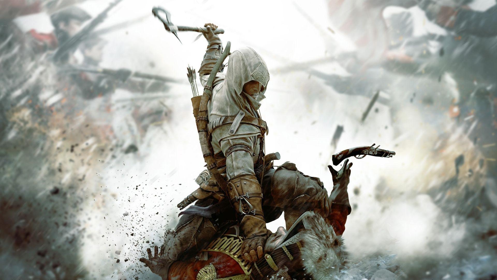 10 New Assassins Creed Wallpaper 1366x768 Full Hd 1080p For Pc Desktop 4k Assassin S Creed Wallpaper Assassins Creed 3 Assassins Creed
