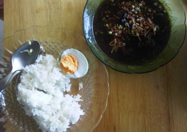Resep Nasi Rawon Oleh Febe Yulia Resep Makanan Resep Resep Masakan Indonesia