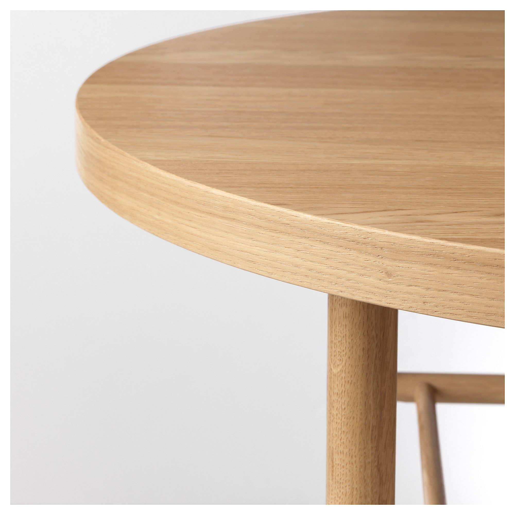 Tremendous Ikea Listerby White Stained Oak Coffee Table Products In Cjindustries Chair Design For Home Cjindustriesco