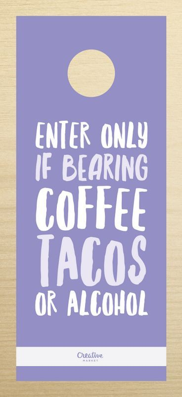 10 Funny Signs Every Designer Needs To Hang Outside His/Her Office