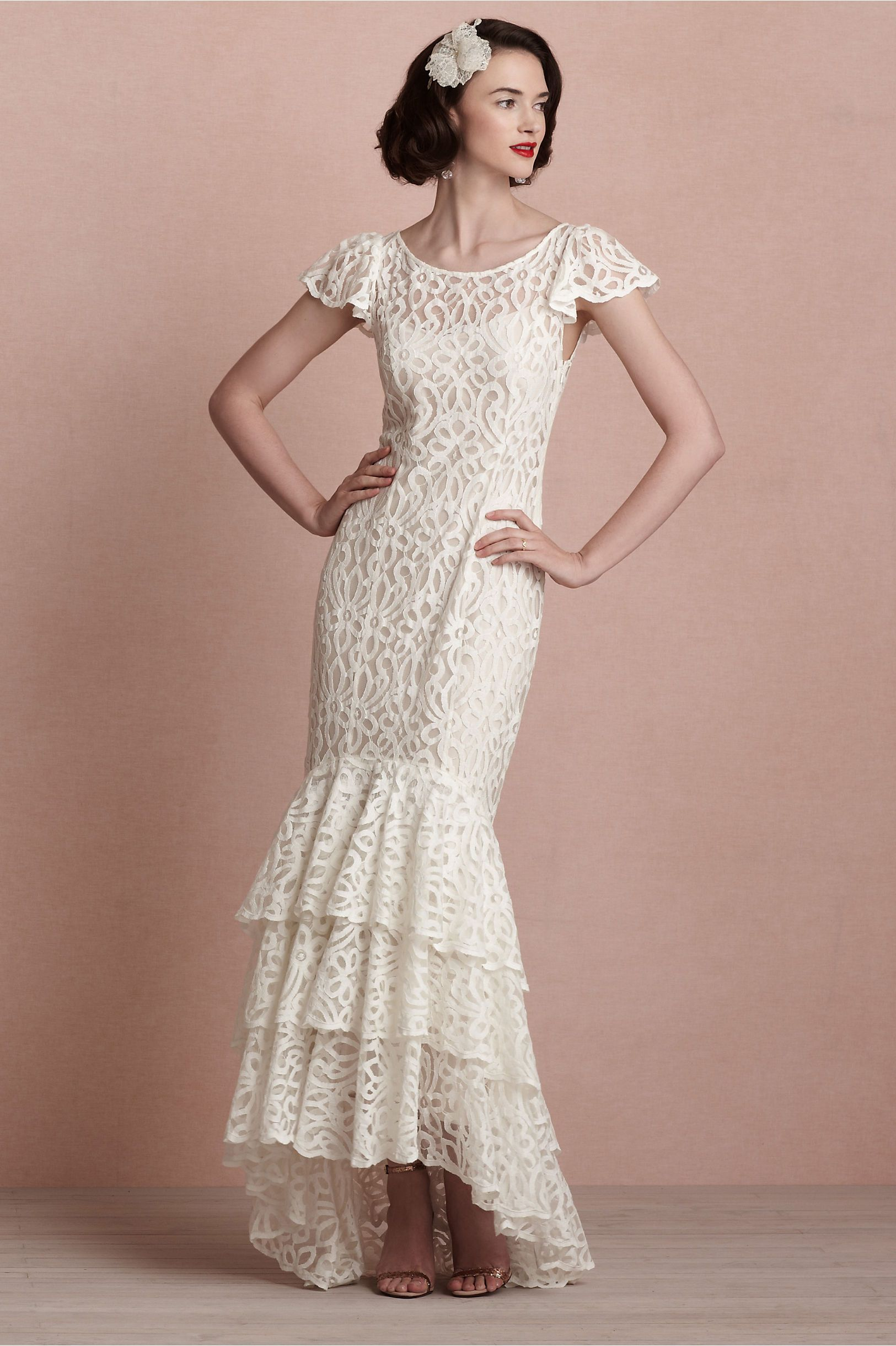 Flamenca Gown from BHLDN | Wedding Ideas | Pinterest | Banquete de ...