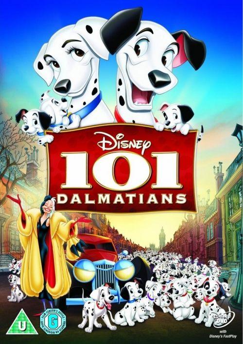 101 Dalmatians Pongo Judges Other Dogs Disney Posters