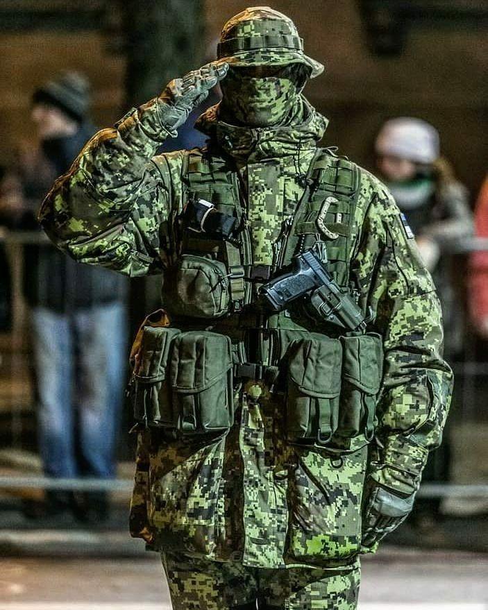 Estonian Soldier - ♧ Tags - #militaryfanatics01 # ...