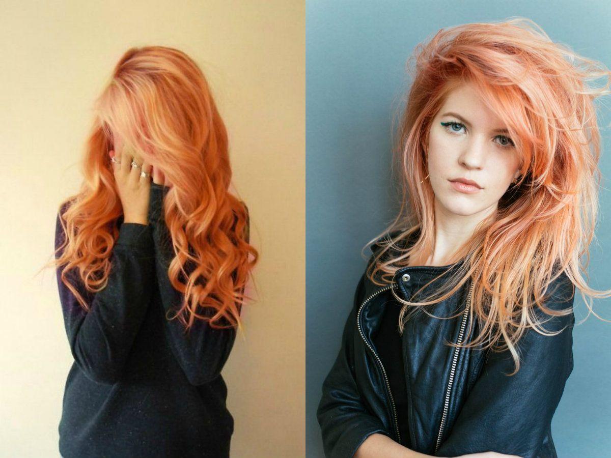 Heiesten Haarfarbe Trends Sommer 2017 Smart Frisuren Für Moderne