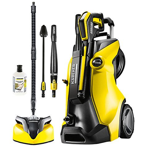Karcher K7 Premium Full Control Home Pressure Washer With Images Best Pressure Washer Electric Pressure Washer Pressure Washer