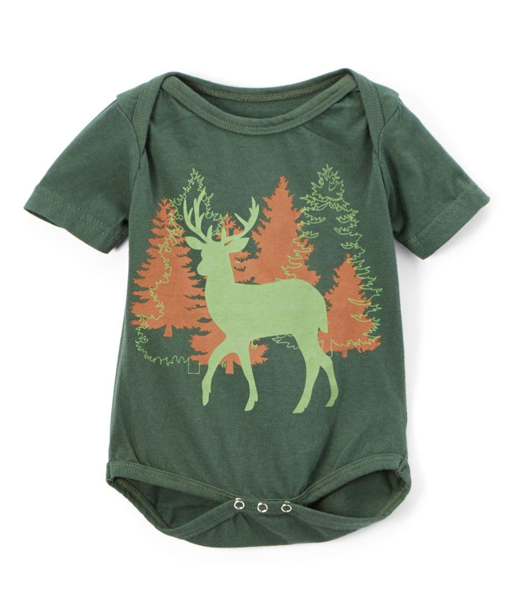 Doodle Pants - Camo Deer Bodysuit, $19.99 (http://www.doodlepants.com/camo-deer-bodysuit/)