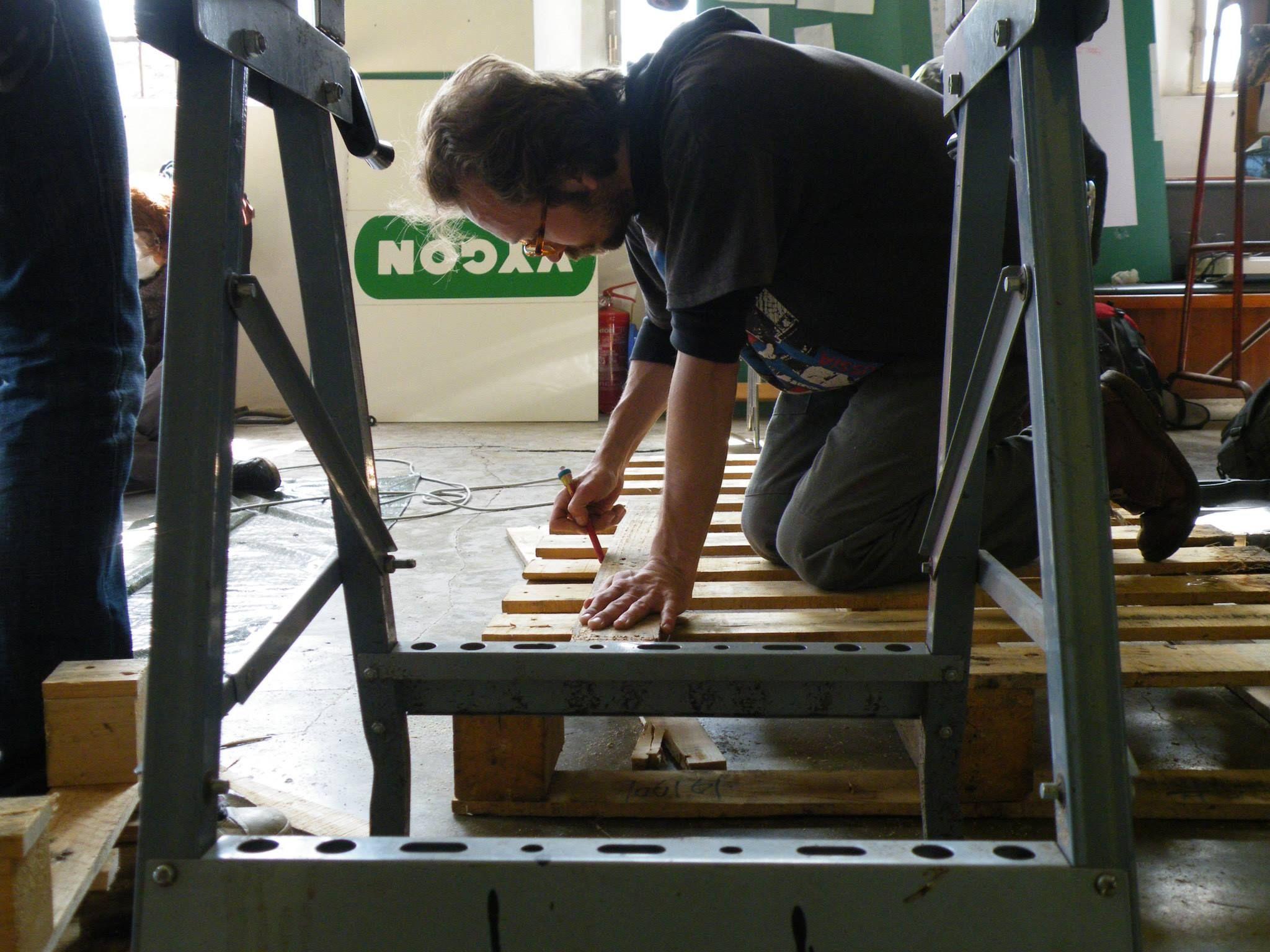 Mobili tarlati ~ Recupero pellets work shop pinterest
