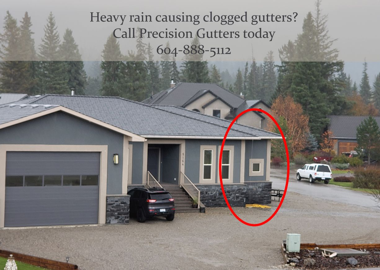 Dripping Leaking Corroded Gutters Overflowing Debris Filled Call Precision Gutters Gutter Accessories Cleaning Gutters