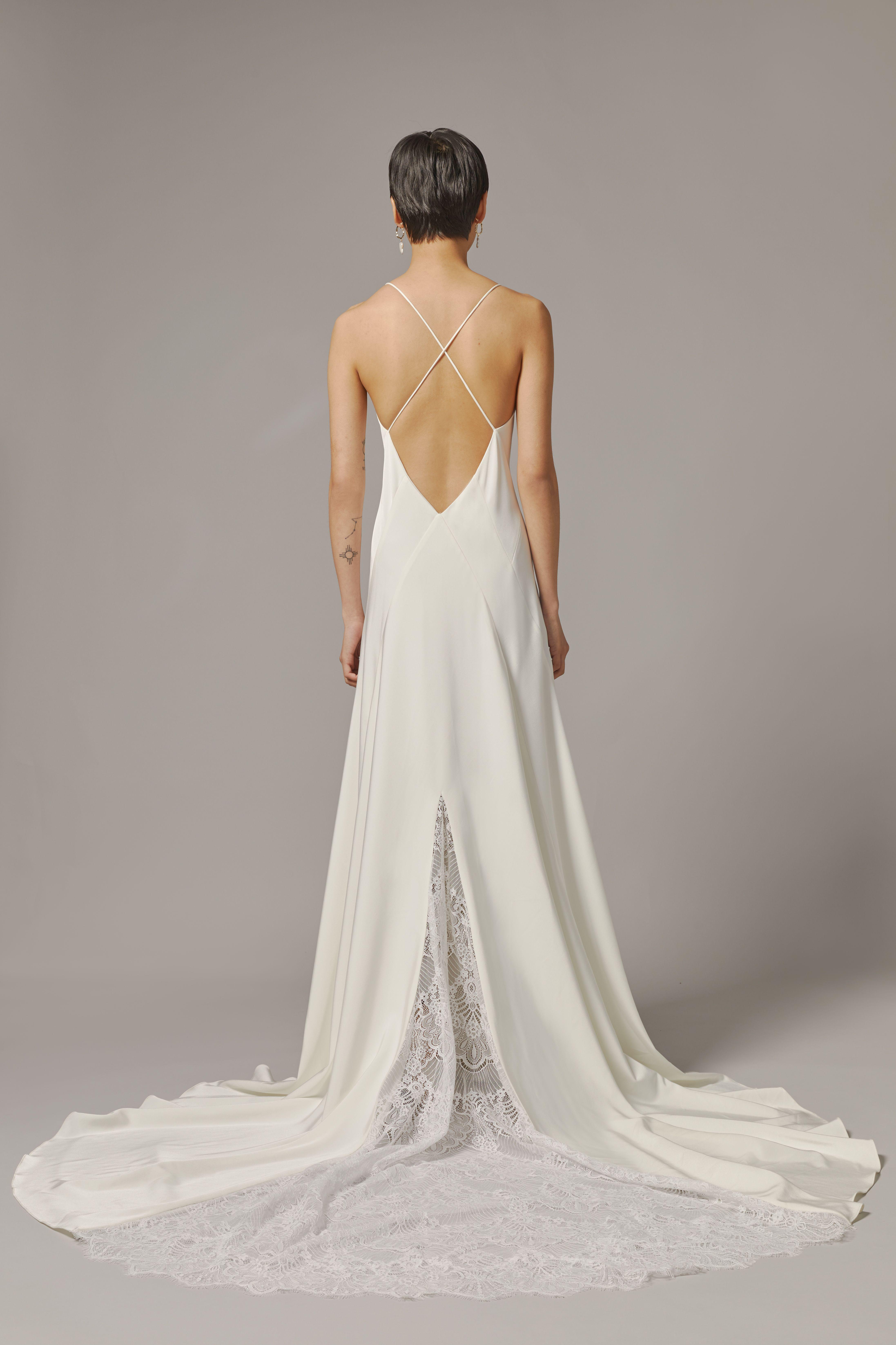 N Simone Wedding Dresses Simple Perfect Wedding Dress Modern Wedding Dress