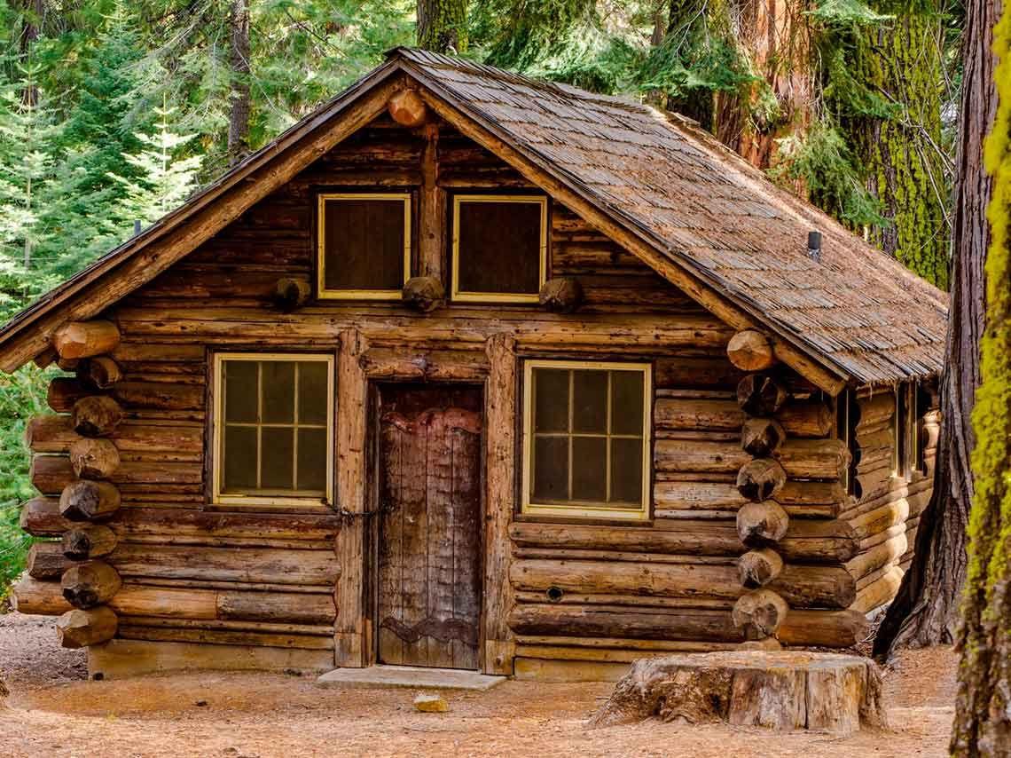 Pueblos m gicos con caba as to do mexico cabin - Casas de madera de pino ...