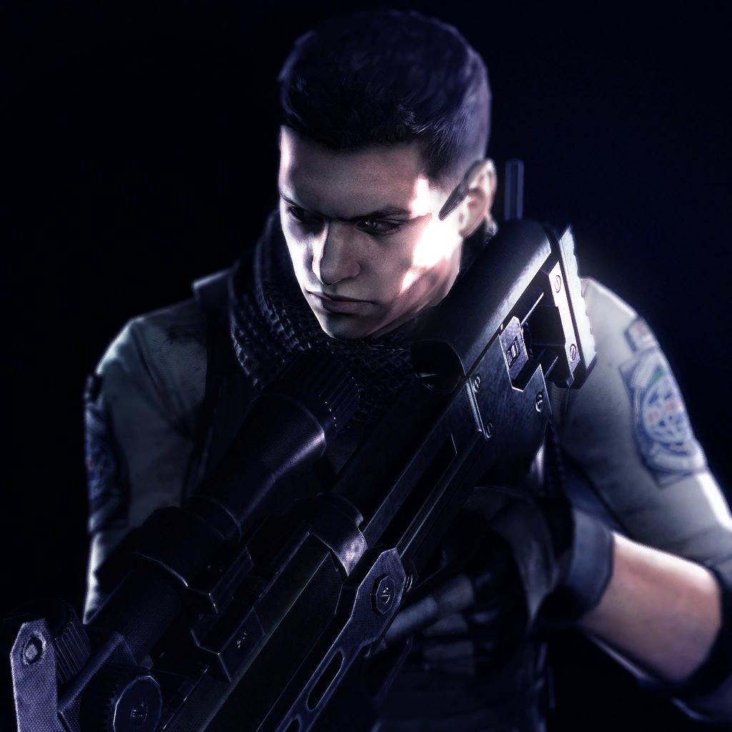 Piers Nivans Of Resident Evil 6 Gambar