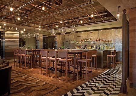 Elena Restaurant By EDG Interior Architecture + Design, Buenos Aires