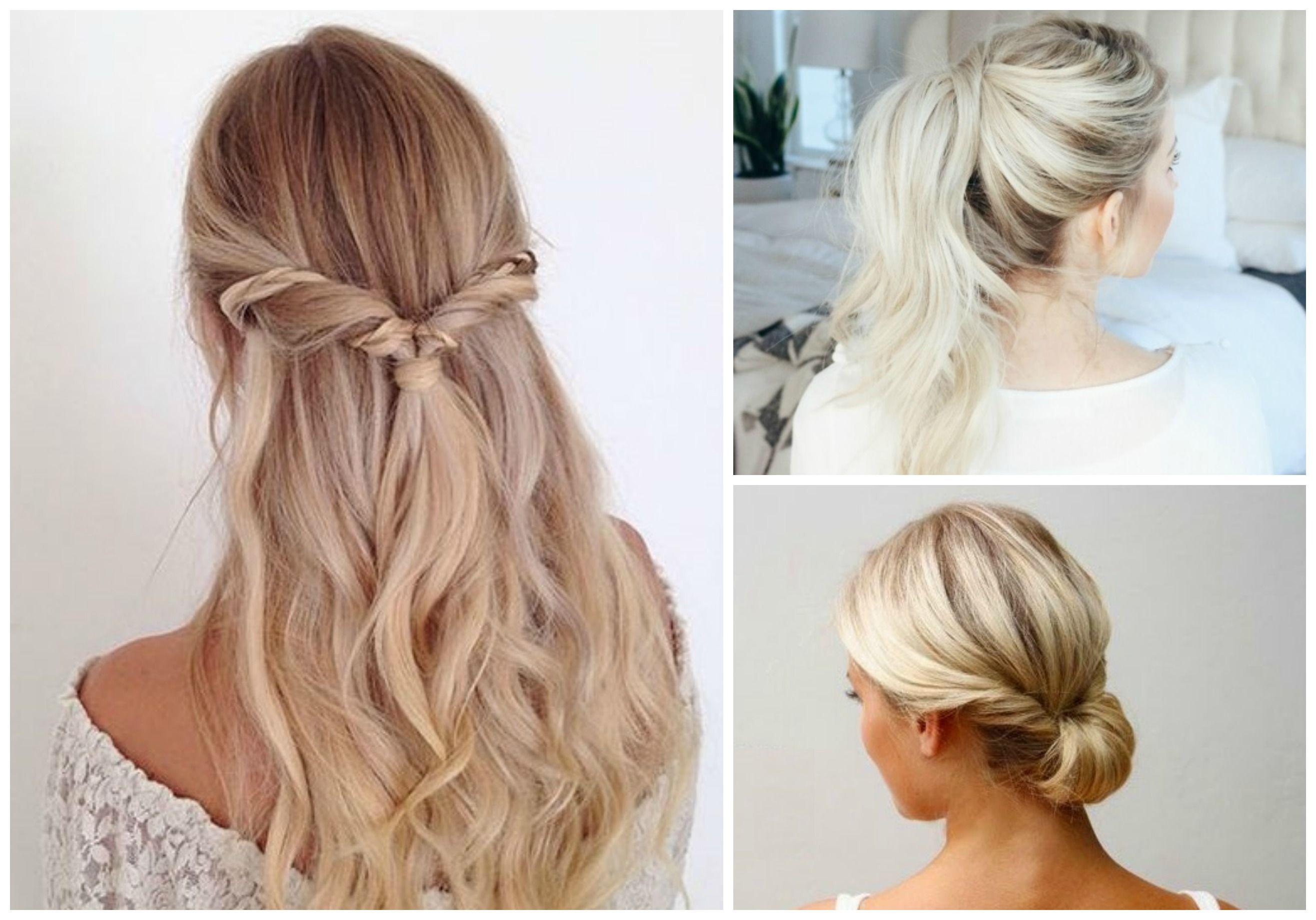 Pin By Tiffani Eilerman On Opalex Hair Easy Everyday Hairstyles Cute Simple Hairstyles Easy Hairstyles For Long Hair