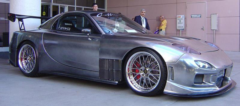 Tuned Mazda More Cool Pics Http Extreme Modified Com Top