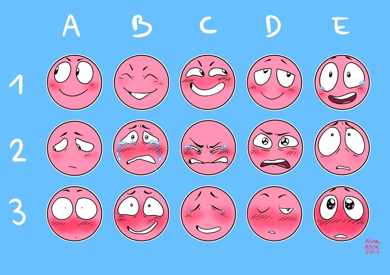 My own expression meme!!!!! Give me a character and an ...