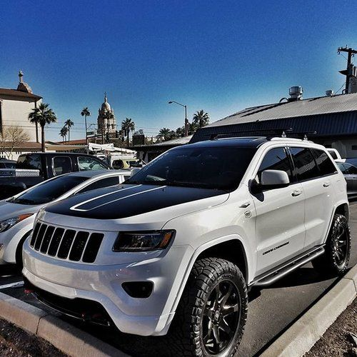 2016 Jeep Cherokee Transmission: 4inch Lift Sure Looks Good #stormtrooper #wk #wk2