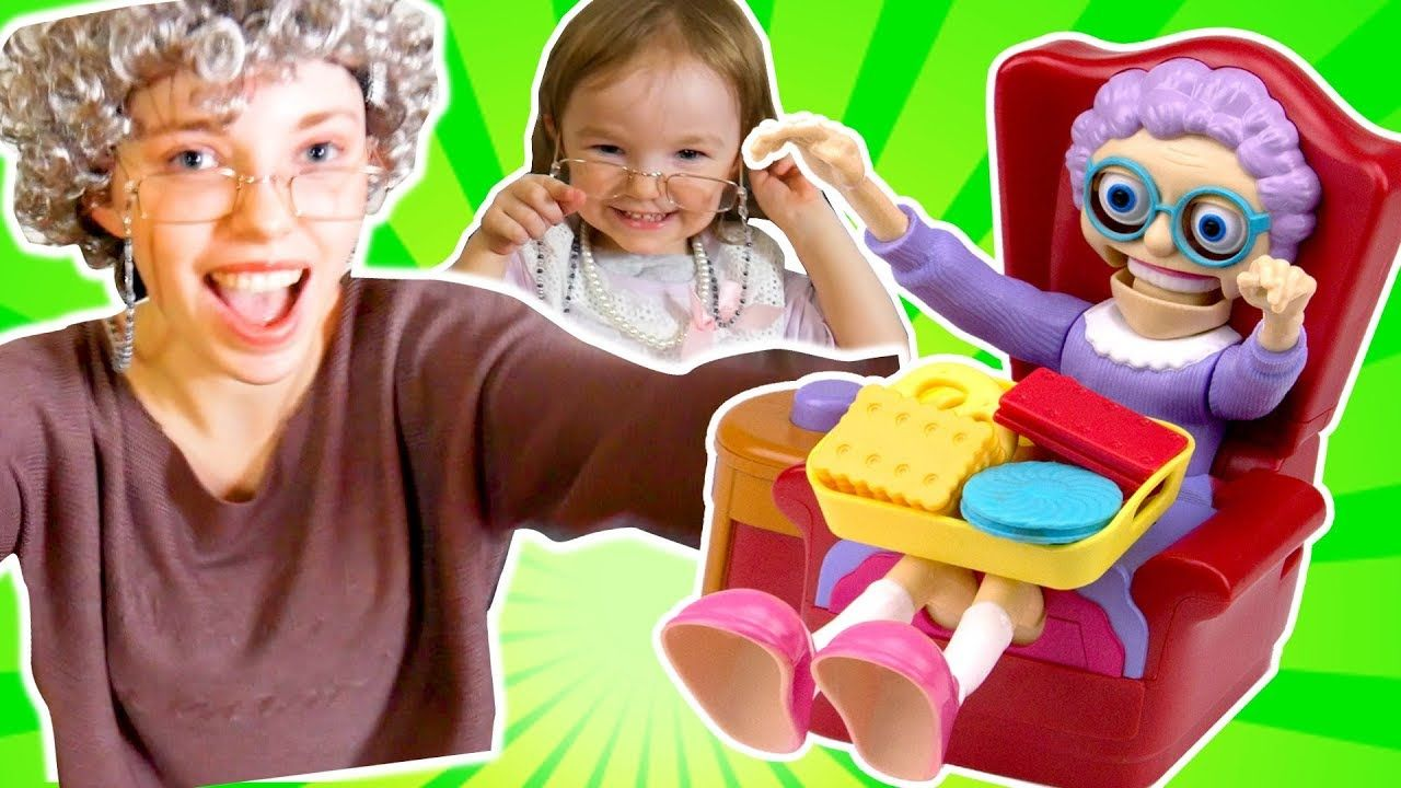 Greedy Granny In Real Life Family Game Challenge for Kids