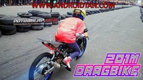 Download Game Drag Bike 201m Indonesia Mod Apk Android Terbaru 2018