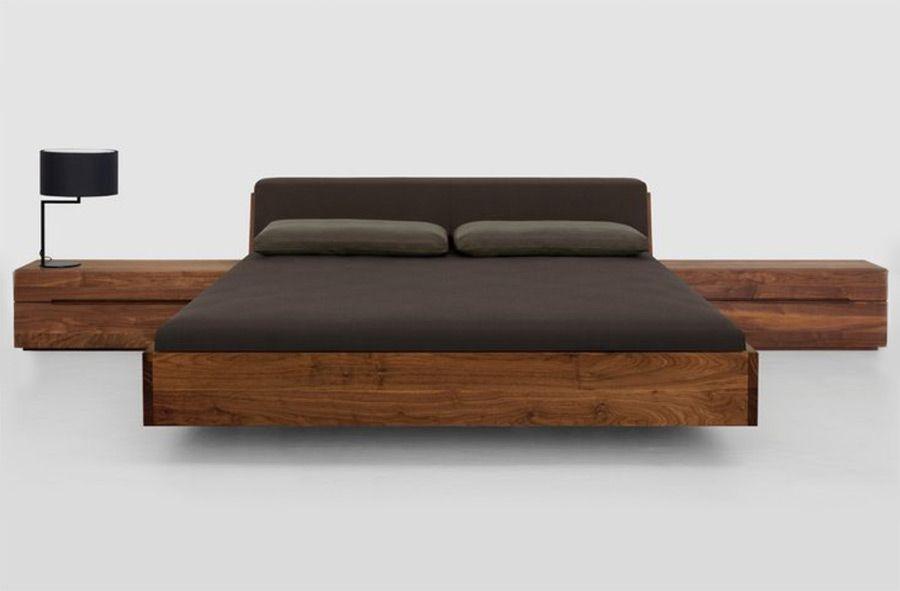 Fusion Modern Platform Bed Platform Bedroom Sets Modern