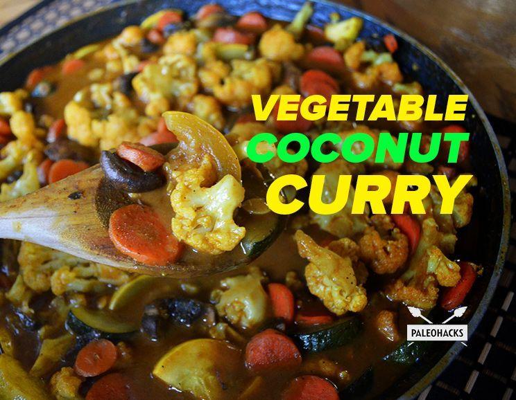 VegetableCoconutCurryRecipe