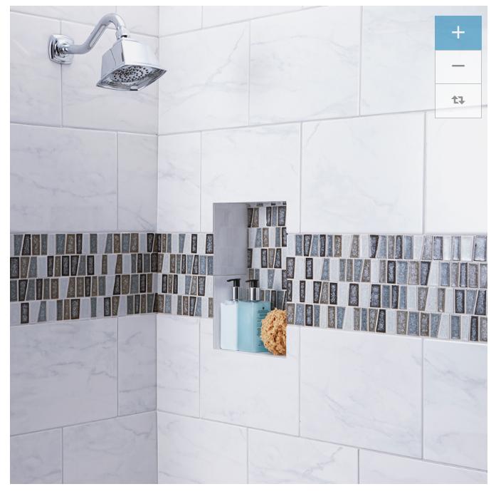 9x12 Carrara Marble Tile Ceramic Wall Tiles Mosaic Wall Tiles Wall Tiles