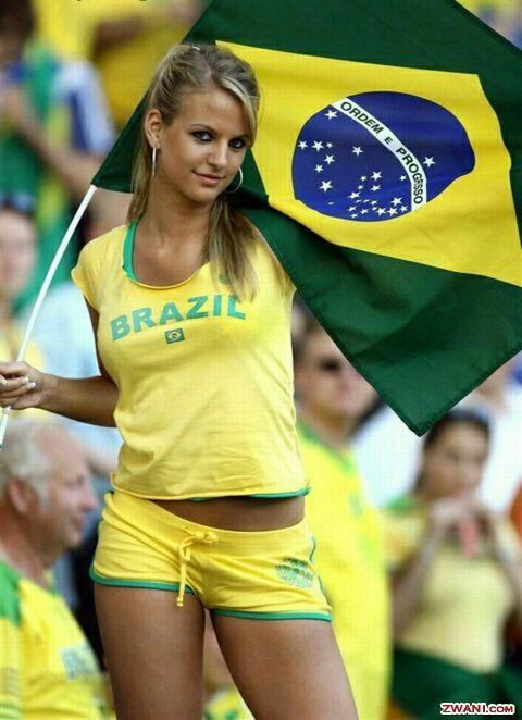 Think, World cup fans hot girls similar