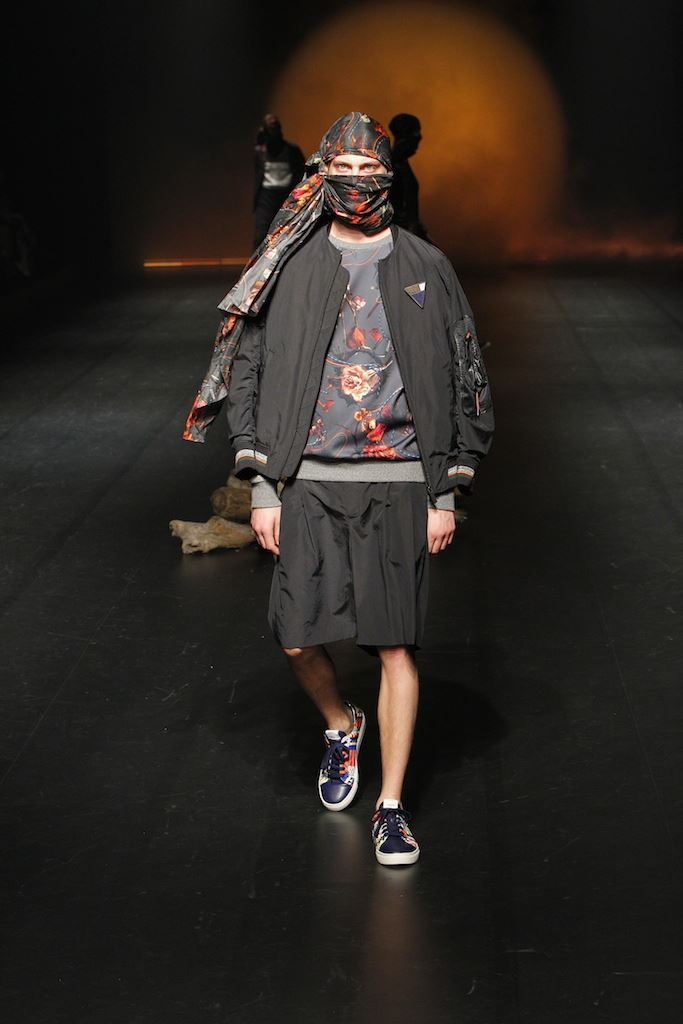 Yoshio Kubo Spring/Summer 2016 - Mercedes-Benz Fashion Week Tokyo - Male Fashion Trends