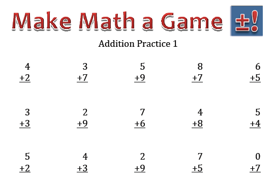 Addition Worksheet Maths Worksheet 3rd Grade Math Worksheet 2nd