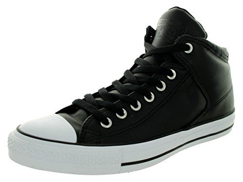 Converse Unisex-Child Chuck Taylor All Star Enfant Side Zip HI Trainers