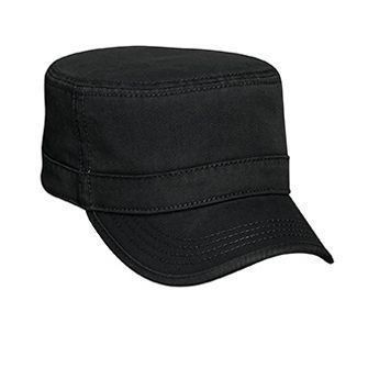 Cotton Military Style Hat