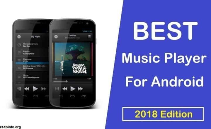 Best Android Music Players App 2018 | blog in 2019 | Music player