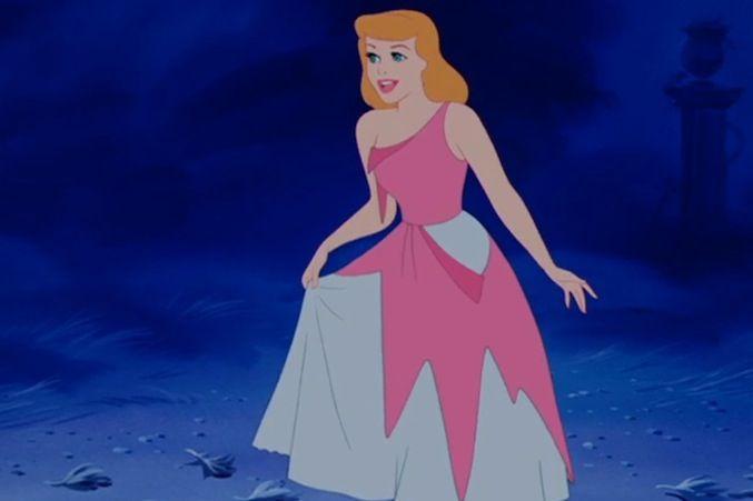 Ode To The Fairy Godmother Scene Cinderella Dresses Cinderella
