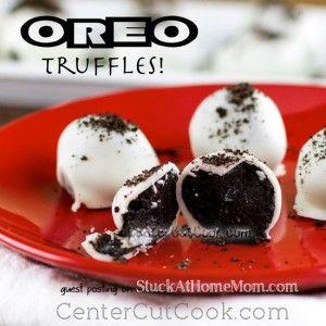 Delicious Oreo Truffles Recipe [Only 3 ingredients] #oreo #recipe