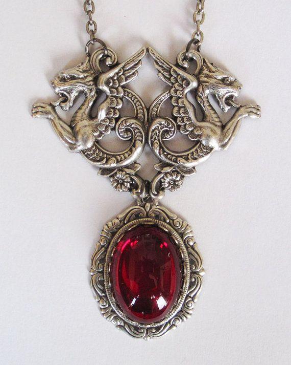 Vampire Jewelry : vampire, jewelry, Vampire, Jewelry, Ideas, Jewelry,