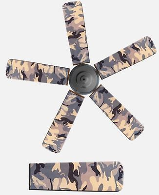 Air supply depot decor ceiling fan blade cover hunting light air supply depot decor ceiling fan blade cover hunting light camouflage camo aloadofball Gallery