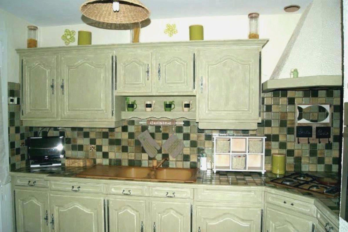 Peinture v13 renovation meuble cuisine couleur - Livreetvin