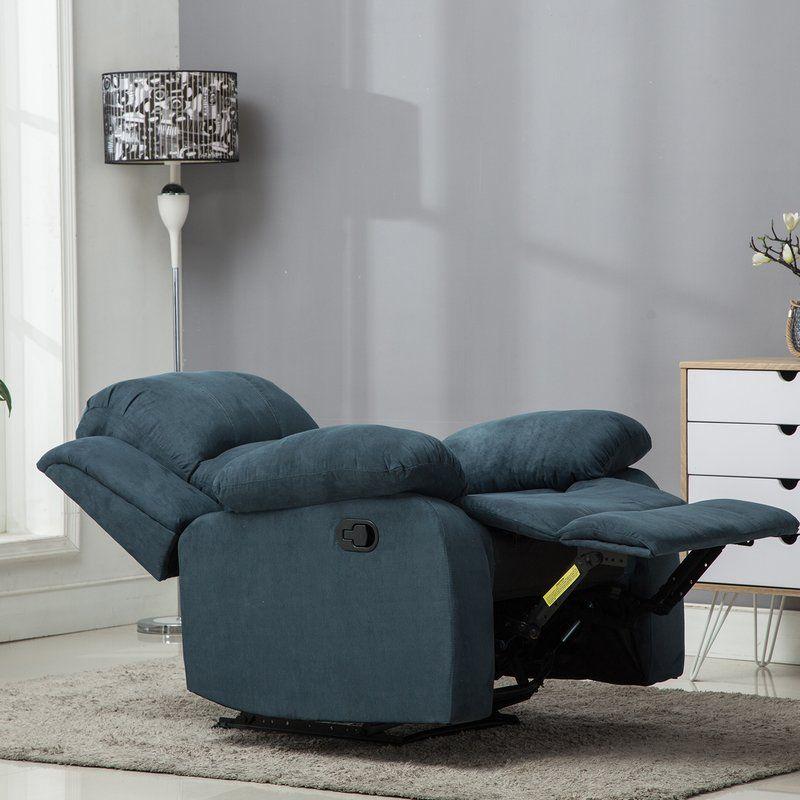 Halpern wall hugger manual recliner recliner chaise